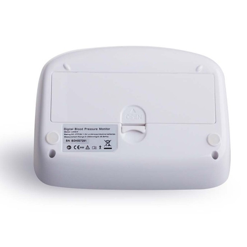 Arm cuff Digital Blood Pressure Monitor tonometer hematomanometer sphygmomanometer pulsometros Health Monitor for heart blood (3)