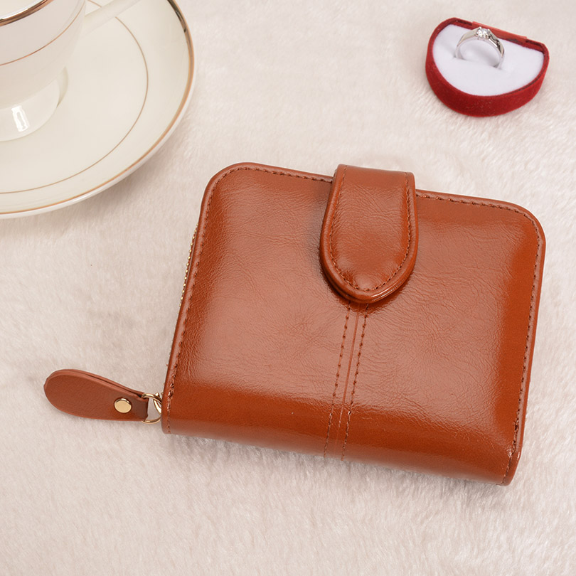 COHEART Wallet Women Fashion Purse Female Wallet leather pu multifunction purse small money bag coin pocket Wallet Top Quality ! 3