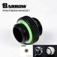 Barrow TB2D-MINI01 G1/4''thread Double External Tooth Pas untuk Sistem Pendingin Air(China)
