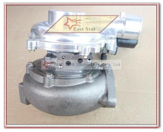 CT16V 17201-OL040 17201-30110 Turbo With Solenoid Valve Electric Actuator For TOYOTA HILUX SW4 Landcruiser VIGO3000 1KD-FTV 3.0L (5)
