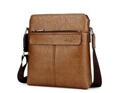New Messenger Bag Men Big Promotion Kangaroo Brand Man Bag Men's Bags Men Messenger Casual Shoulder Briefcase   LJ-396