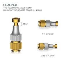 Пульт дистанционного управления Thumb Rocker Для DJI Mavic Mini 2/1 AIR 2 SPARK, джойстик Mavic 2 Drone, умный контроллер, палочка из алюминиевого сплава