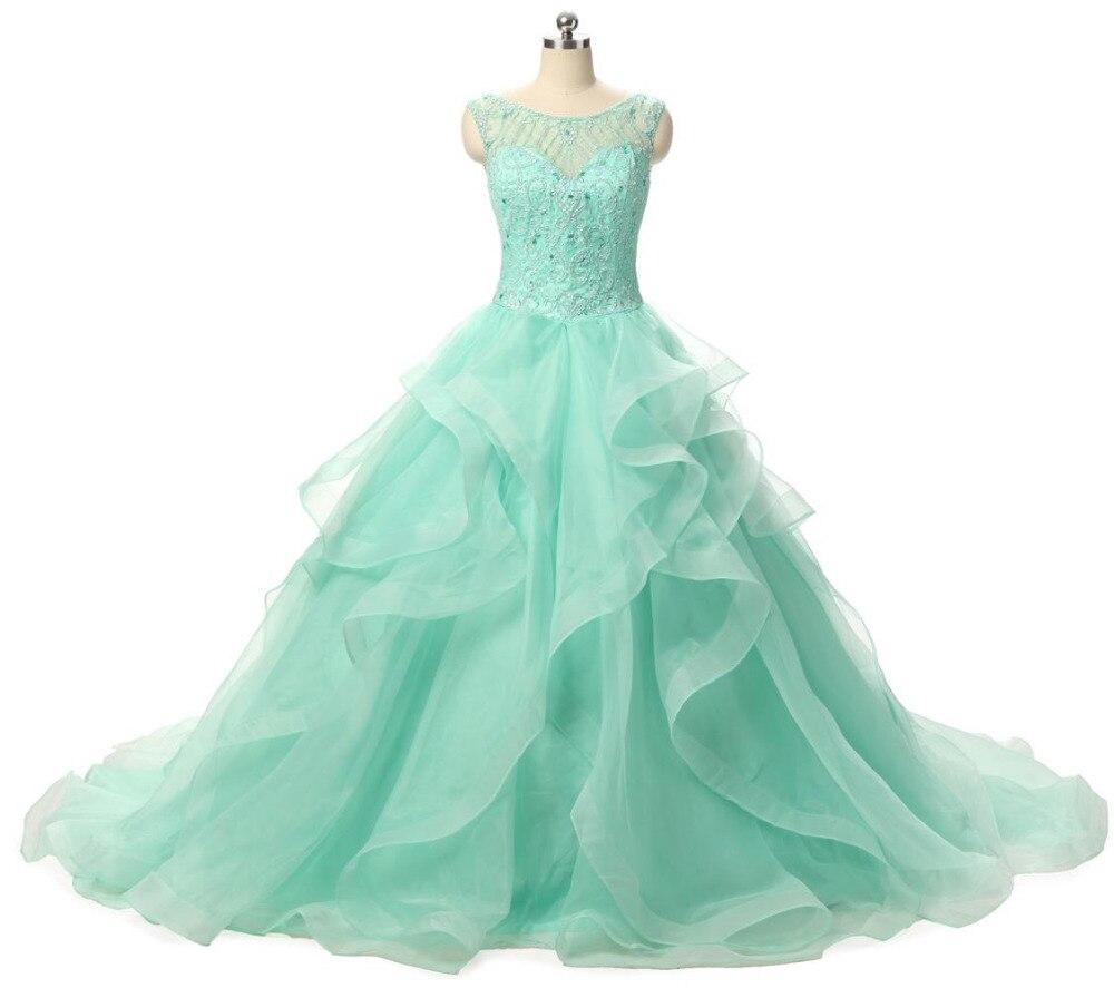 Online Get Cheap Green Wedding Dresses