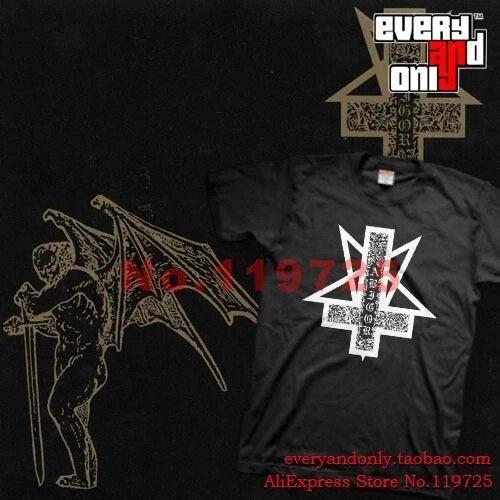 ABIGOR  Austrian Atmospheric Black Metal Band T-Shirt Cotton New