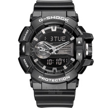 Casio Watch Direct Action Rotary Crown Movement Waterproof Male Table GA-400GB-1A GA-400GB-1A4 GA-400GB-1A9