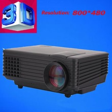 1080P LED Full HD Mini Projector/projektor/ projecteur/ proyector for movies/videos/games/txt music home theater projector