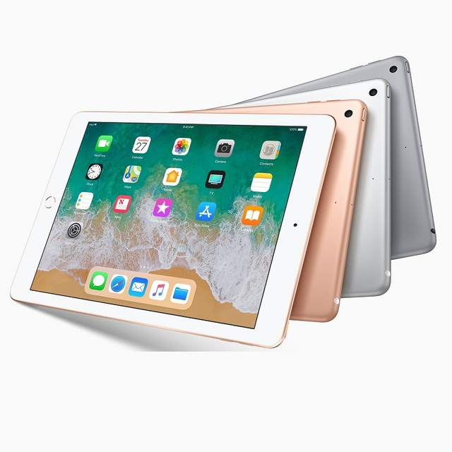 Apple New iPad 9.7 Inch 2018 Model Retina Display 32G WIFI Supporting Apple Pencil With A10 Fusion Chip IOS IPS Screen Original 1