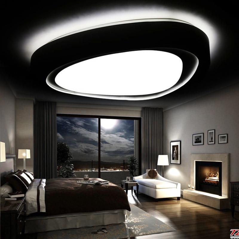 Lampara techo moderno regulable luces de techo control remoto luz de techo lampara techo luz de - Luz de techo ...