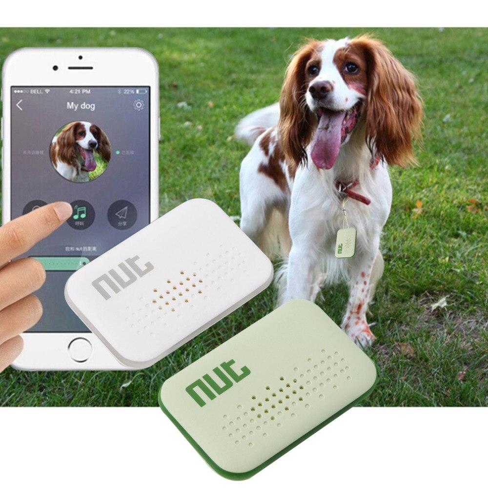 2016 Newest Nut mini Smart Tag Bluetooth Tracker Child Pet Key Smart Finder Anti lost GPS