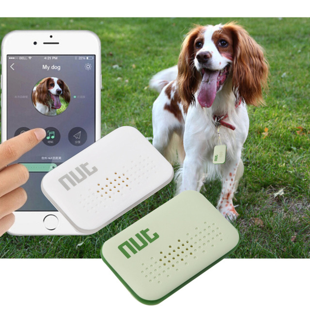 2016 Newest Nut mini Smart Tag Bluetooth Tracker Child Pet Key Smart Finder Anti-lost GPS BG for iOS for Android