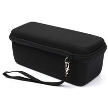 2018 Hard Case Storage Bag Black Zipper Pouch Box For Jbl Flip 1/2/3/4 Bluetooth Speaker Portable Protect Strike eva