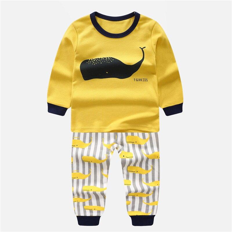 New Infant Boys Girls Summer Cartoon T Shirt + Cotton Shorts Clothes 2pcs Sets Children Kids Clothing Girls Christmas Outfit