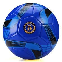 2018 Premier de fútbol oficial tamaño 3 4 5 de la liga de fútbol al aire  libre PU objetivo encuentro Bola de formación regalo pe. 80f2fa8613398