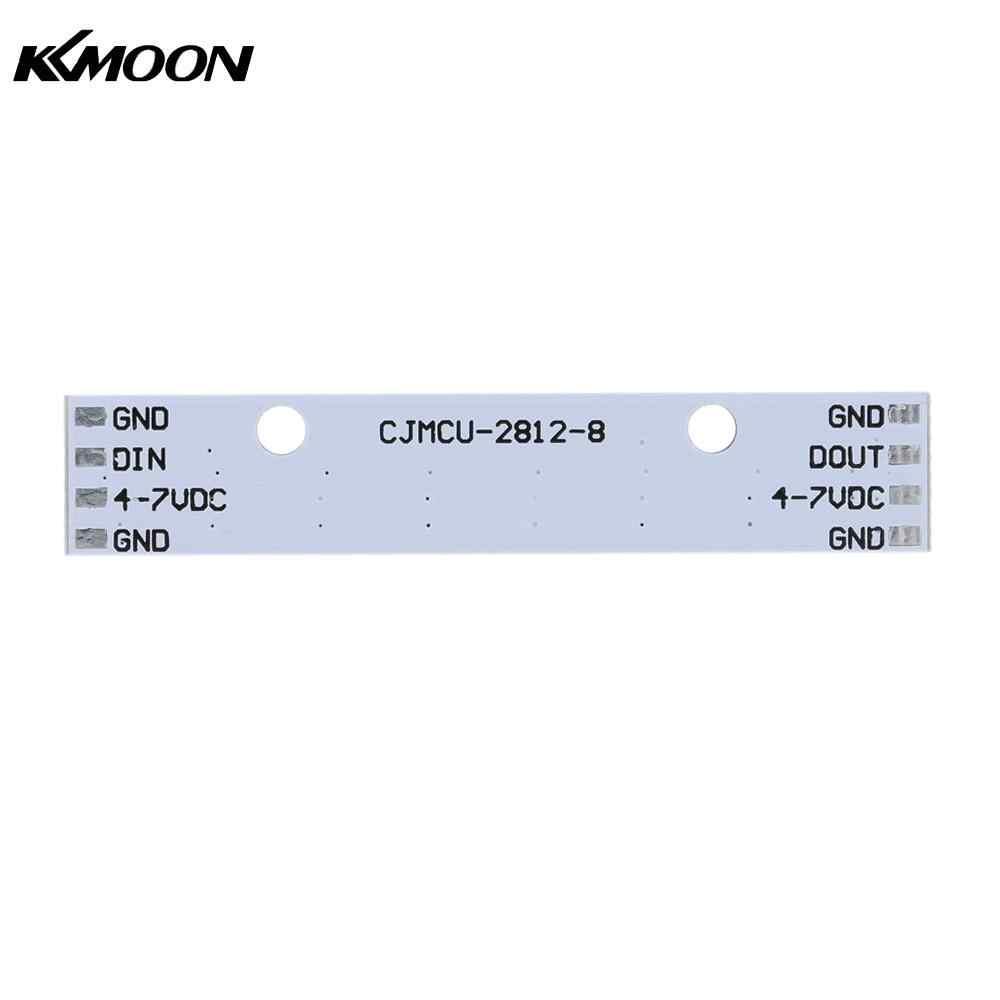8 бит световые приборы для водителя Модуль макетной платы WS2812 5050 RGB светодиодный