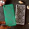 TAOYUNXI Phone Case For SONY Xperia XA F3111 F3113 F3115 F3112 F3116 Plastic Vintage Flower Case Cover For SONY Xperia XA Bag