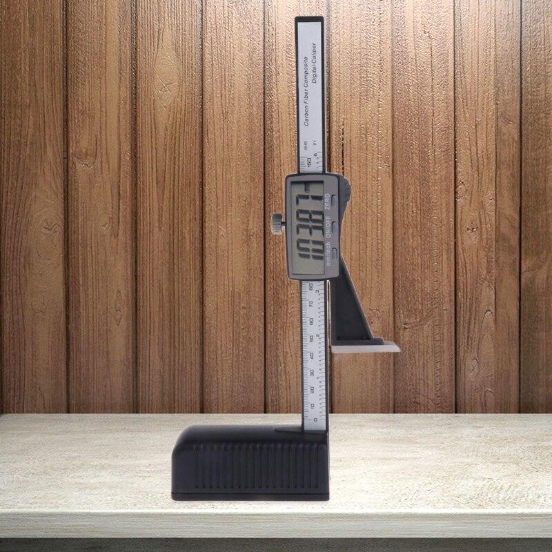 Digital Height Gauge 0-150mm/6 Caliper Electronic Woodworking Measurement Tool Great Value