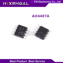10pcs/lot AO4407A 4407A MOSFET(Metal Oxide Semiconductor Field Effect Transistor)