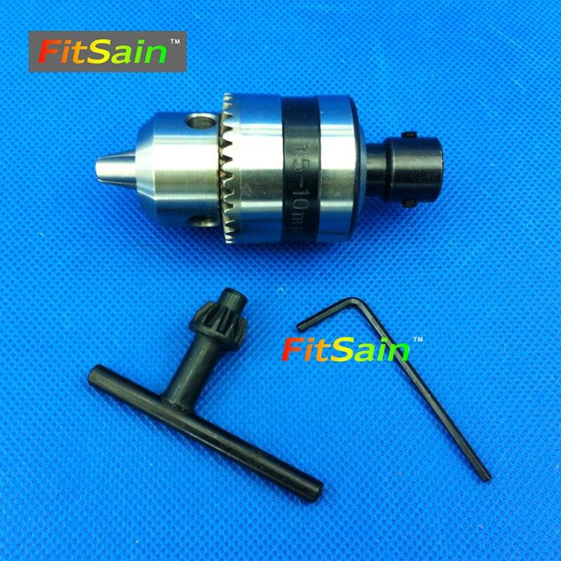 VAGNEL B12 Mini Drill Chuck Used For Motor Shaft Diameter 5mm 8mm 10mm 12mm 14mm Drill