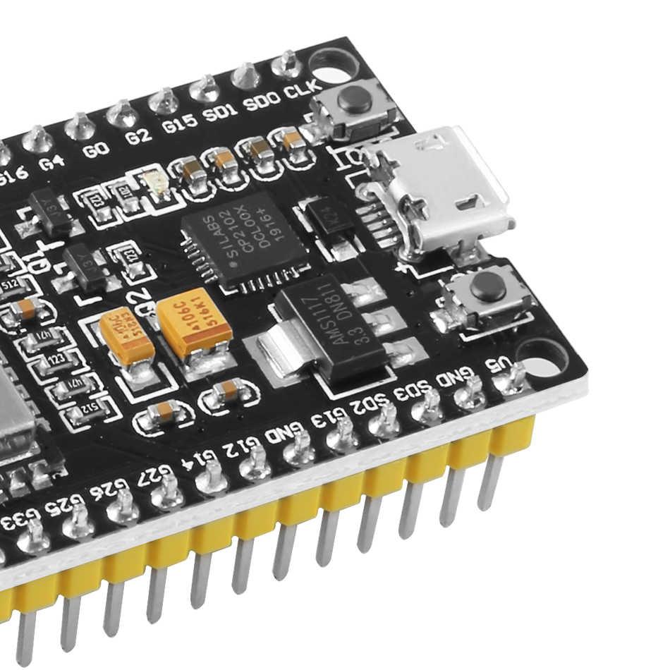 ESP32 ESP-32 Development Board Draadloze Wifi Bluetooth Dual Core CP2104 Filters Power Module 2.4Ghz Rf Voor Arduino Nodemcu