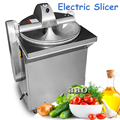 220В 2000 Вт многофункциональная овощерезка 300 кг/ч Коммерческая электрическая режущая машина из нержавеющей стали овощерезка CP-60