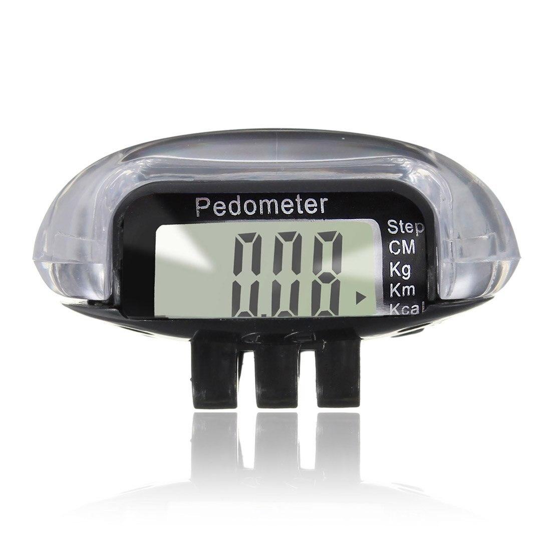 PROMOTION!LCD Digital Multi Pedometer Calorie Counter Run Fitness - Black
