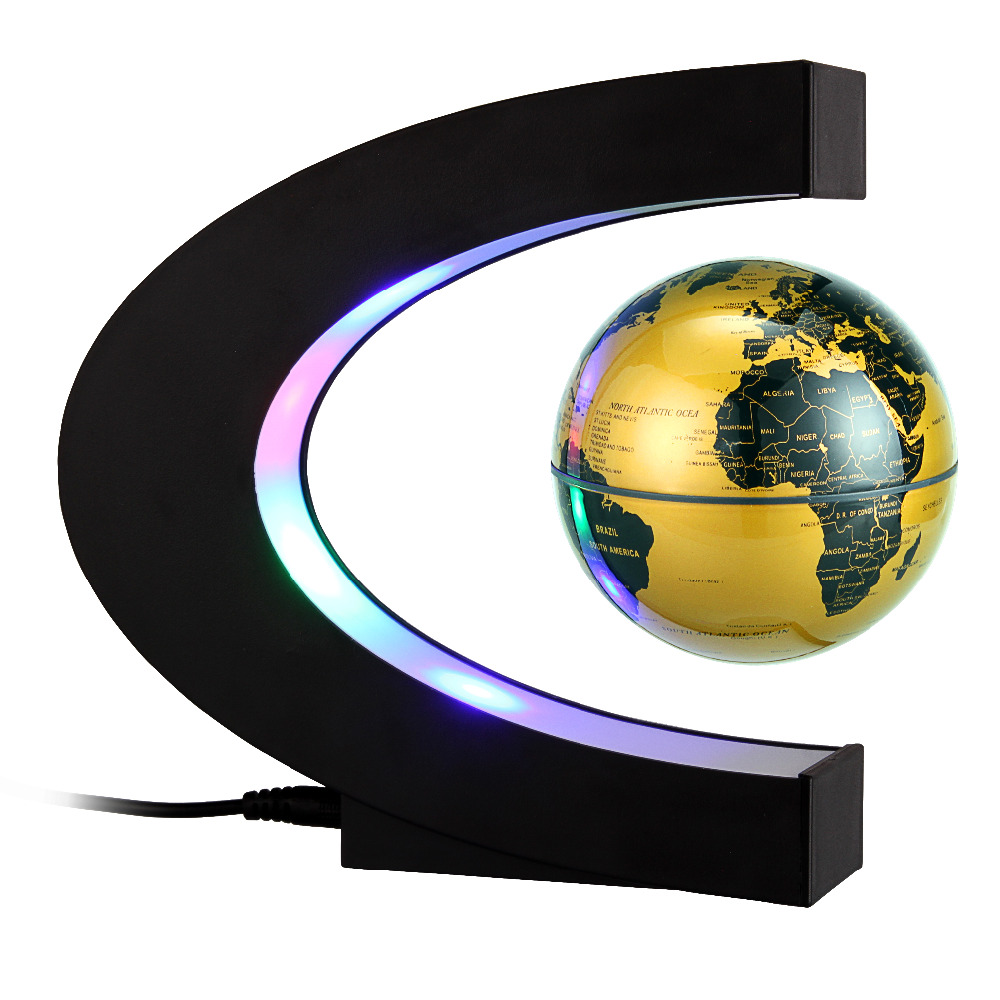 3 inchc shape led world map floating globe magnetic levitation 3 inchc shape led world map floating globe magnetic levitation light antigravity magicnovel light xmas birthday gift home decor in figurines miniatures gumiabroncs Choice Image