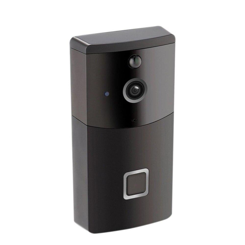 H.264 720 P 2.4 GHz WIFI Campanello Due-way Audio Visione Notturna A Raggi Infrarossi PIR di Rilevamento del Sistema di Sicurezza Domestica Basso il Consumo di energiaH.264 720 P 2.4 GHz WIFI Campanello Due-way Audio Visione Notturna A Raggi Infrarossi PIR di Rilevamento del Sistema di Sicurezza Domestica Basso il Consumo di energia