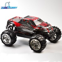 HSP RACING 94062 MONSTER TRUCK 1/8 SCALE ELECTRIC POWERED 4WD OFF ROAD REMOTE CONTROL RC CAR 80A ESC KV3500 MOTOR