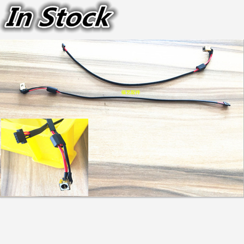 New Tab DC Power Jack Cab le Charging Port Wire Harness For Acer Iconia Tab A100 A200 A500 A501