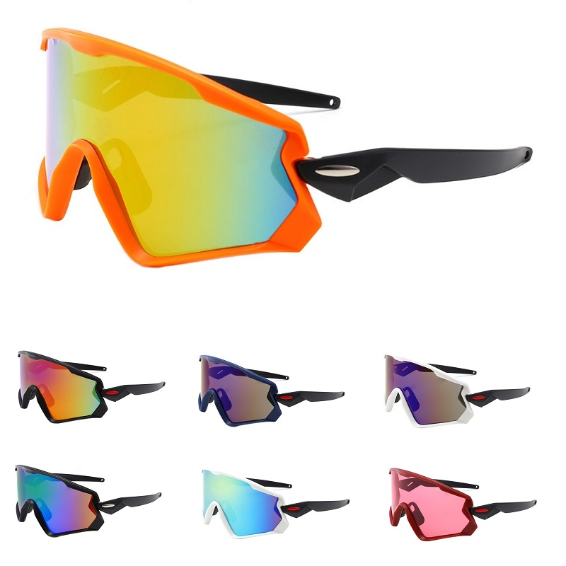 2019 Outdoor Cycling Glasses Mountain Bikes Bicycle Sport Sunglasses Mens Womens Outdoor Cycling Eyewear