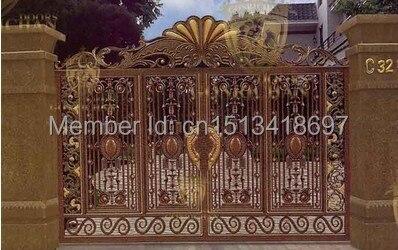 Garden Door,security Swing Door,gate Door,villa Gate,patio5