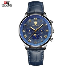 TEVISE Man Watch Automatic Mechanical Watch