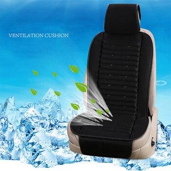 Cuscino Del Sedile Ventilato | Estate Cuscino Del Sedile Auto 12V Di Raffreddamento Cuscino D'aria Auto Con Ventilatore Cuscino Del Sedile Auto Estate Ventilazione Cuscino Del Sedile Nero