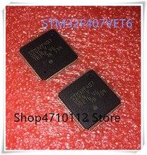 NEW 5PCS/LOT STM32F407VET6 STM32F407 VET6 LQFP-100 IC