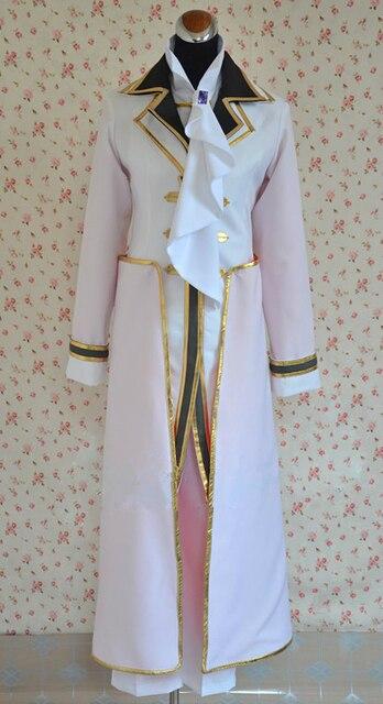 Anime Pandora Hearts Cosplay Oz Vessalius cos Unisex Halloween Party Costume