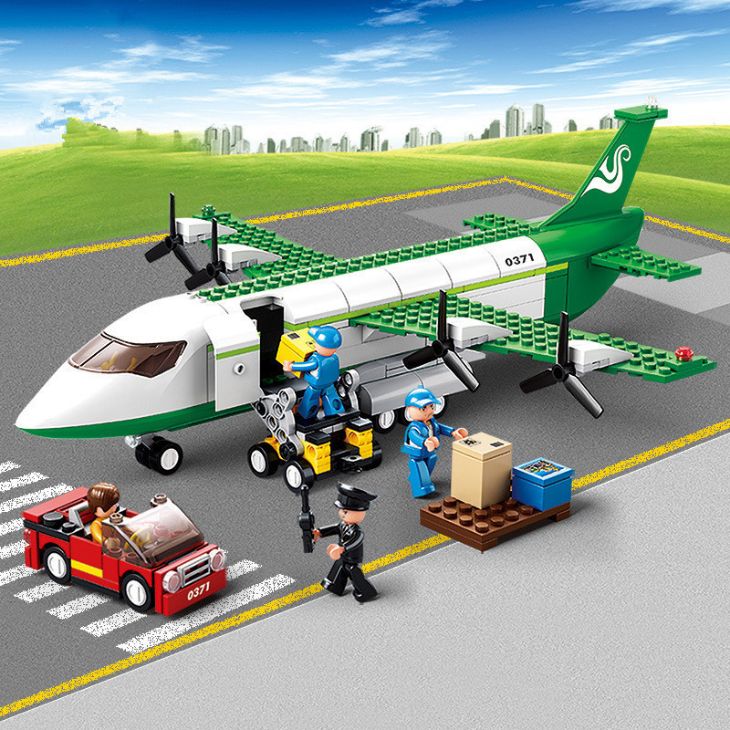 City Airplane Blocks Air Bus Airplane Building Blocks Sets Model Aircraft Planes Compatible Legoed DIY Bricks Toys for ChildrenCity Airplane Blocks Air Bus Airplane Building Blocks Sets Model Aircraft Planes Compatible Legoed DIY Bricks Toys for Children