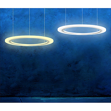 30CM Acrylic Round Hanging Modern LED Pendant Light Lamp For Dining Living Room , Hanglamp Lustres De Sala Teto the weavers the weavers reunion at carnegie hall 1963 lp