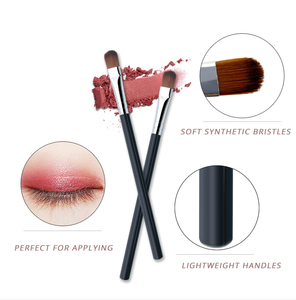 Image 3 - BBL Mini Professional Concealer Brush   Flat Makeup Brushes for Full Coverage and Precision Blending, Eyeshadow Pincel Maquiagem