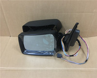 Qirun Car Side Rear View Mirror for BMW X5 E53 3.0i 4.4i 4.6is 4.8is 1999 2006 with mirror light