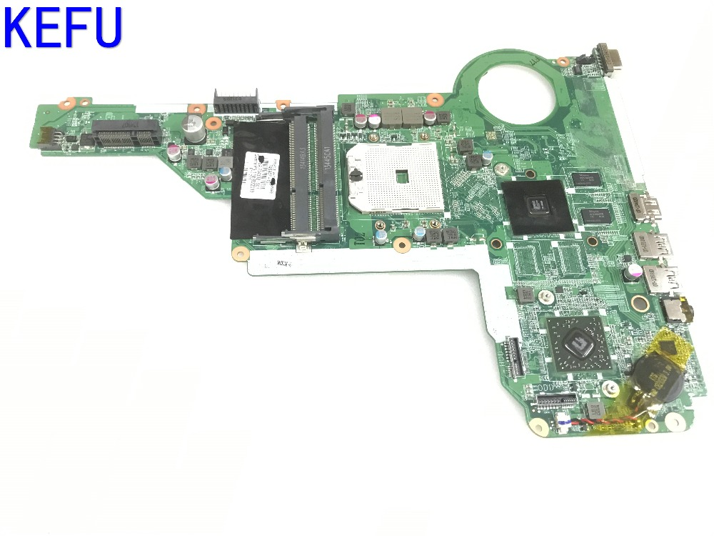 KEFU 100% WORKING !! 720692-501 DA0R75MB6C1 REV : C FREE SHIPPING laptop Motherboard For HP PAVILION 15-E 17-E NOTEBOOK PC 726633 501 free shipping da0r76mb6d0 for hp pavilion 17 e 17z e 15 e 14 e laptop motherboard 100