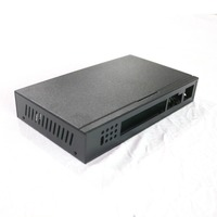 Aluminum enclosure box chassis router shell case metal sheet custom service DIY NEW wholesale price