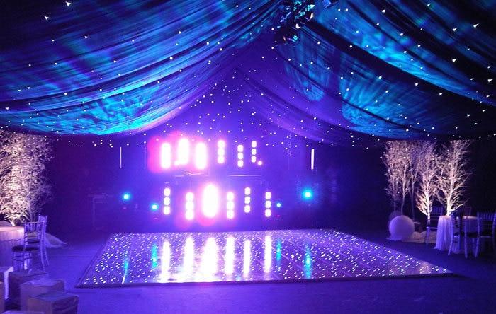 Starlit Lighted White Led Dance Floor Starlit Dance Floor