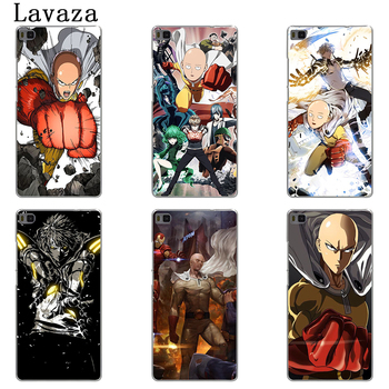 Lavaza One Punch Man Hard Phone Case for Huawei P20 P10 P8 P9 Lite Plus 2015 2016 2017 P20 Pro P smart Shell Cover 1