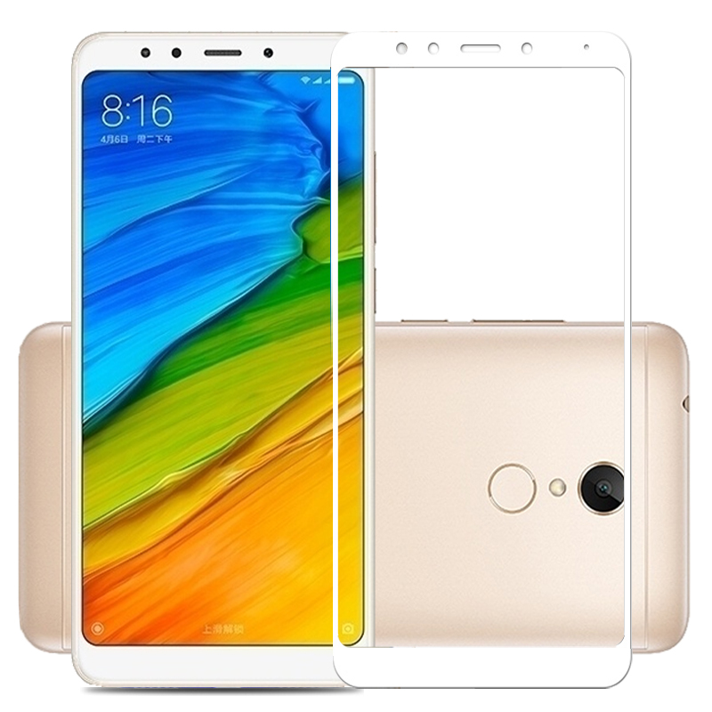For xiaomi redmi 5 glass tempered screen protector ultra thin 5.7 redmi5 screen gl (2)