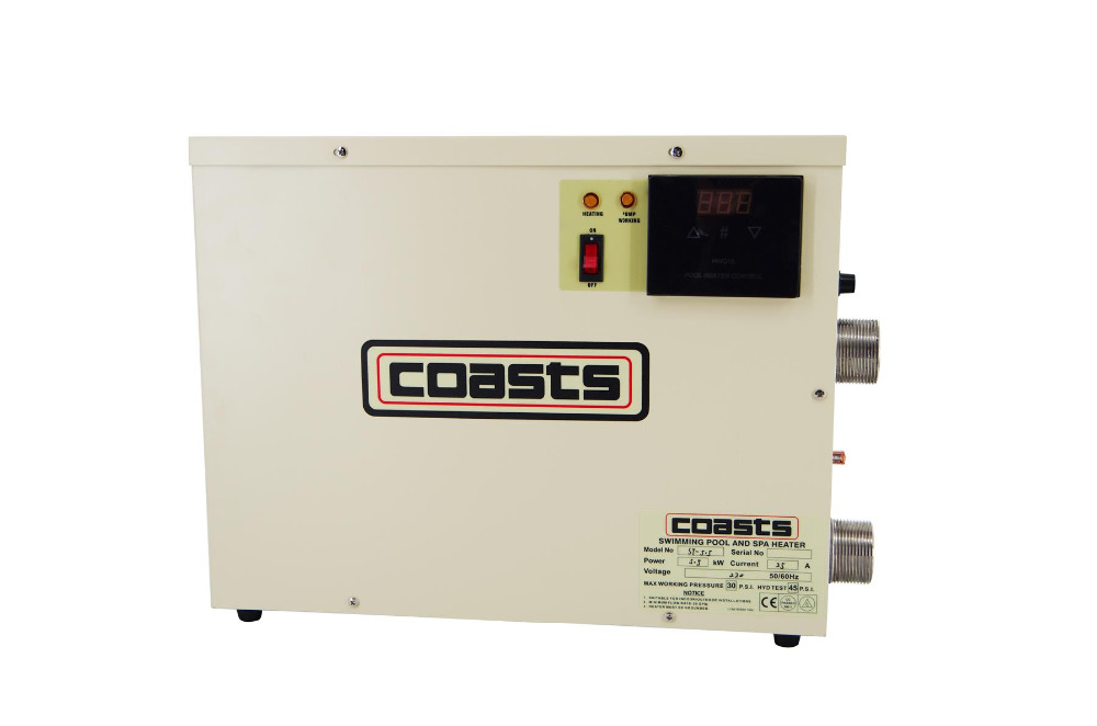 15KW Swimming Pool & SPA Hot Tub Electric Water Heater Thermostat lx h30 rs1 3kw hot tub spa bathtub heater