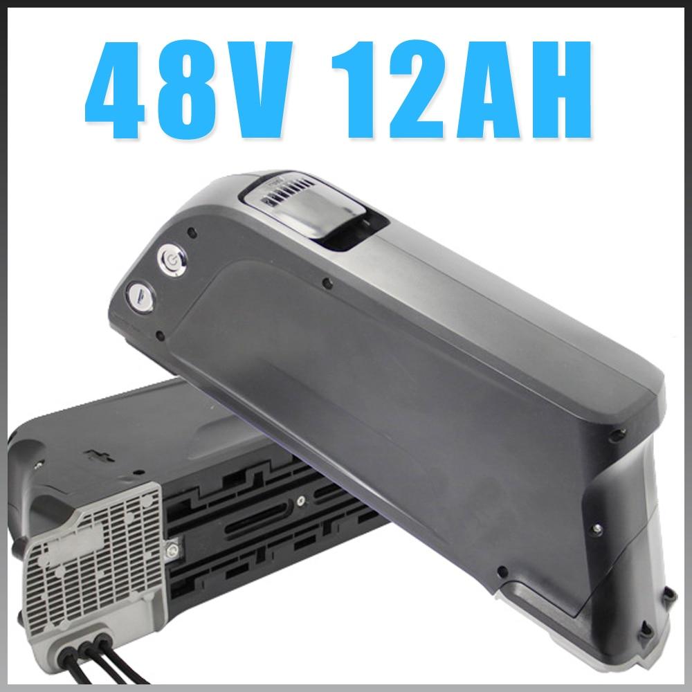 48v electric bike battery down tube bike battery