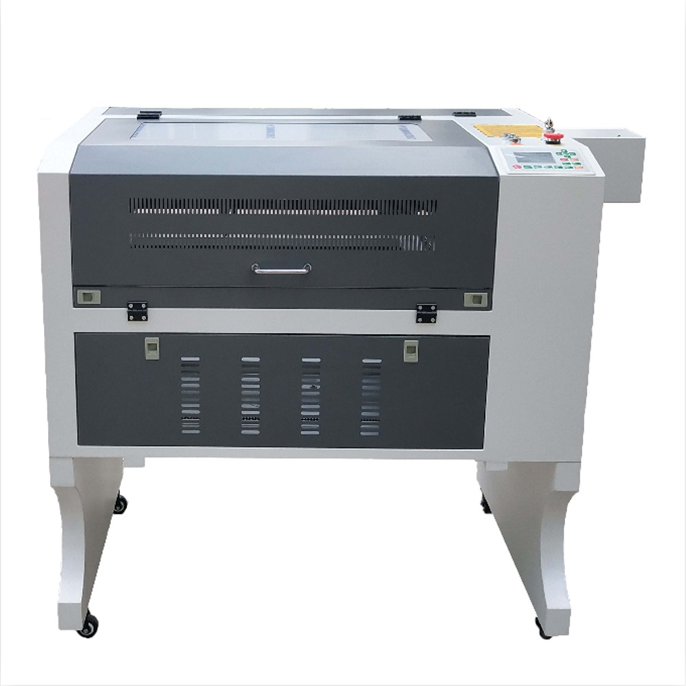 Laser Engraver 6040 Ruida 6442s 80w Laser Cutting Machine X And Y Square Linear Support Long Materials Laser Engraving