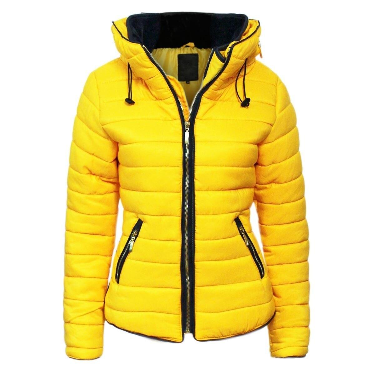 ZOGAA Woman   Parkas   Winter 2019 Puffer Jacket   Parka   Women Collar Windbreak Coats Causal Slim Fit Solid Color Winter Coat   Parkas