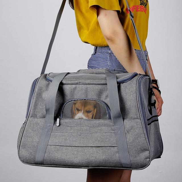 Outgoing Small Soft Travel Bag