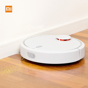 Image 4 - Xiaomi mi ロボット掃除機グローバル EU バージョン自動掃除ダストスマート計画無線 Lan App リモコン